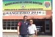 Presidente da Federa��o Paulista de Jud� visita o Kangueiko 2016 de Bastos