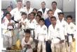 Atletas do Judô de Bastos treinam com medalhista olímpico Tiago Camilo