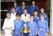 Judocas que treinam em Bastos faturam medalhas no 19ª Torneio Incentivo de Judô Unilins