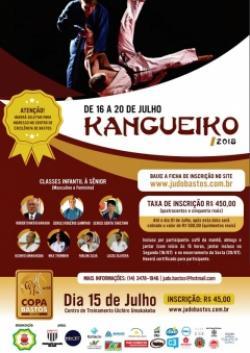 Kangueiko 2018 será realizado em julho
