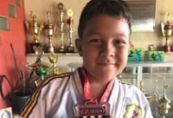 Judoca do Centro de Treinamento de Bastos é prata na Copa São Aspirante 2019
