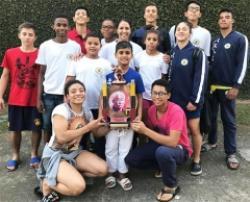 Judocas de Bastos faturam medalhas no 32º Torneio São João de Judô de Atibaia
