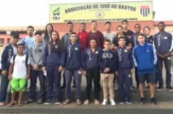 Atletas que treinam em Bastos conquistam medalhas na Copa Paraná de Judô