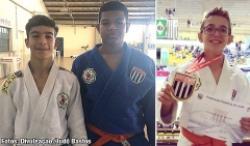 Judocas que treinam em Bastos conquistam medalhas no Campeonato Paulista 2019 Sub-13 e Sub-15 - Fase Final