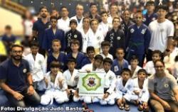 Judô de Bastos conquista 20 medalhas 1º Torneio Irmãos Araújo