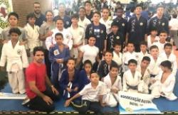 Atletas que treinam em Bastos conquistam 22 medalhas no 21° Torneio Incentivo de Judô Unilins