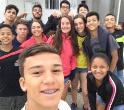 Judô de Bastos participa de treinamento de campo da Confederação Brasileira