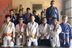Atletas do Judô de Bastos garantem vaga no Campeonato Inter Regional 2019