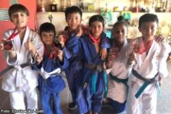 Bastos conquista medalhas no 8º Torneio de Judô Professor Massamitsu Idemori