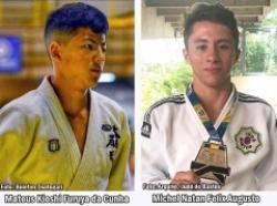 Judocas de Bastos conquistam pontos no Meeting Nacional Sub-18 e Sub-21