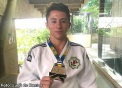 Michel Natan Augusto vai disputar Copa Europeia e participar de treinamento na Alemanha