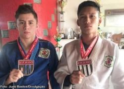 Judocas de Bastos são medalhistas no Campeonato Paulista Estudantil São Bernardo do Campo